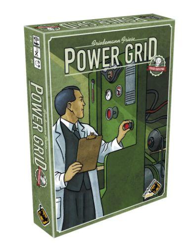 Power Grid - Versão Energizada (reposição)