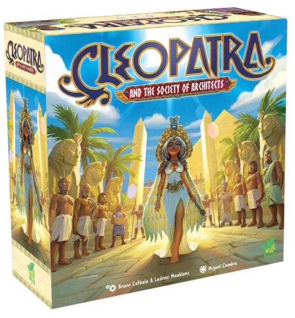 CLEOPATRA + SLEEVES