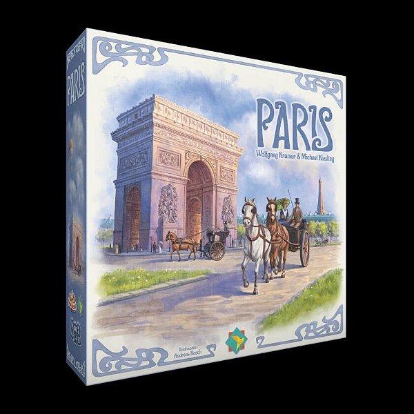 Paris (Pré-venda)