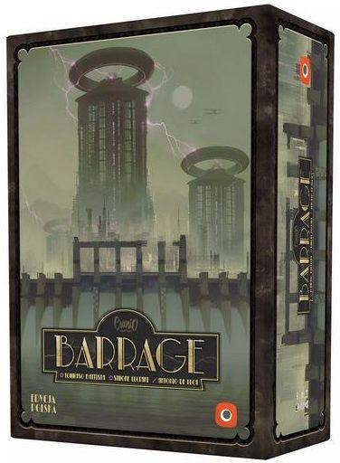 Barrage (Pré-venda)