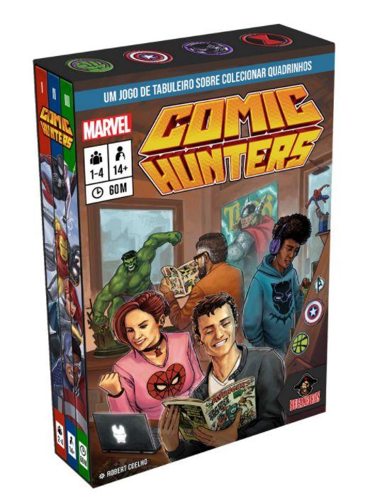 Comic Hunters (Pré-venda)