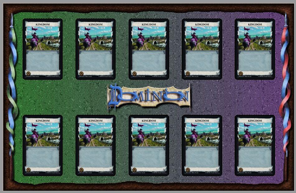 Playmat Dominion