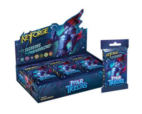 Keyforge Mar de Trevas - Deck Display (Pré-venda)