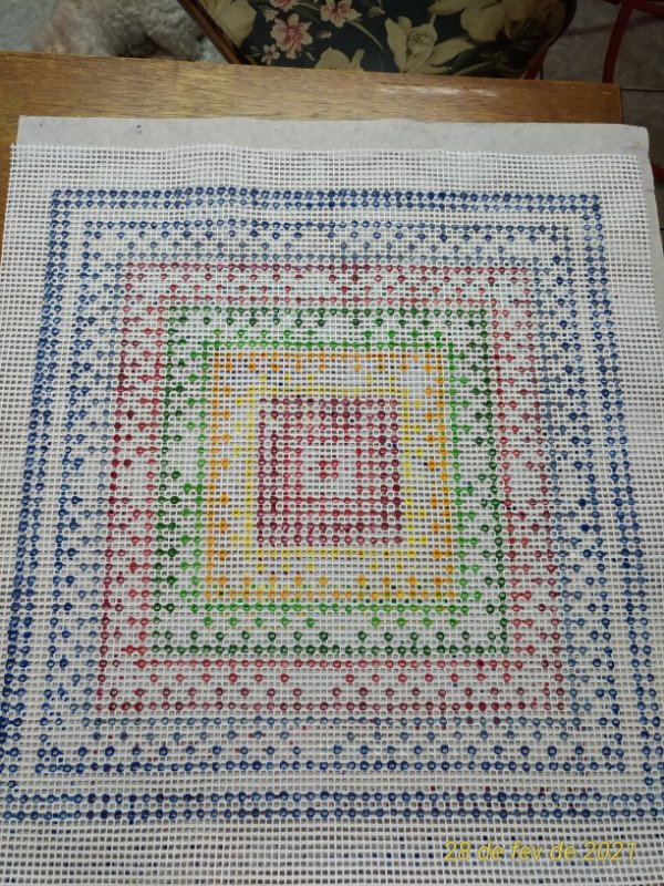 Almofada Geométrica #99
