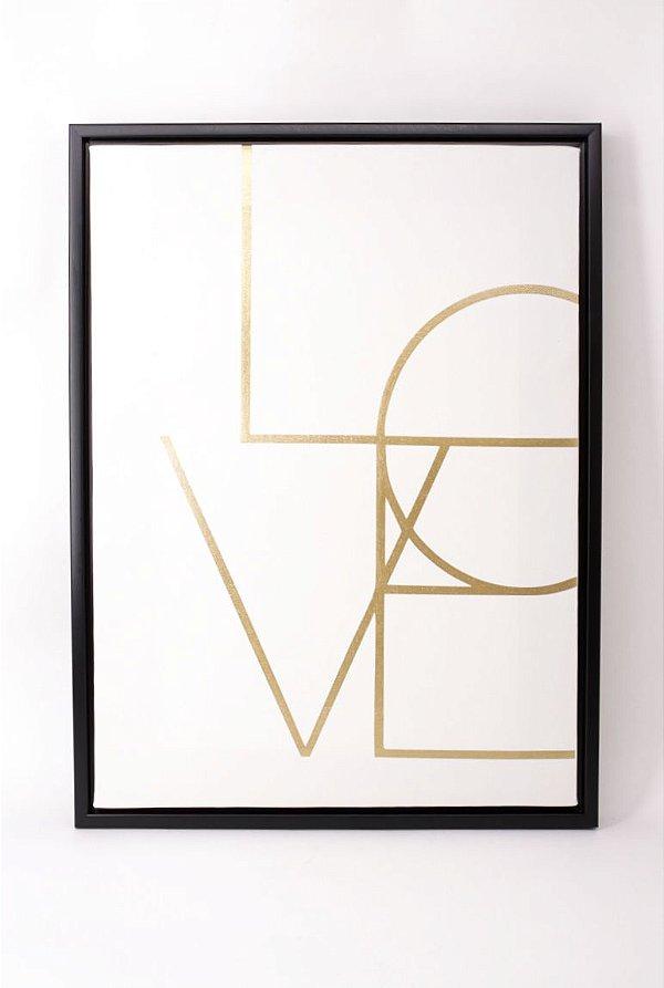 Quadro LOVE