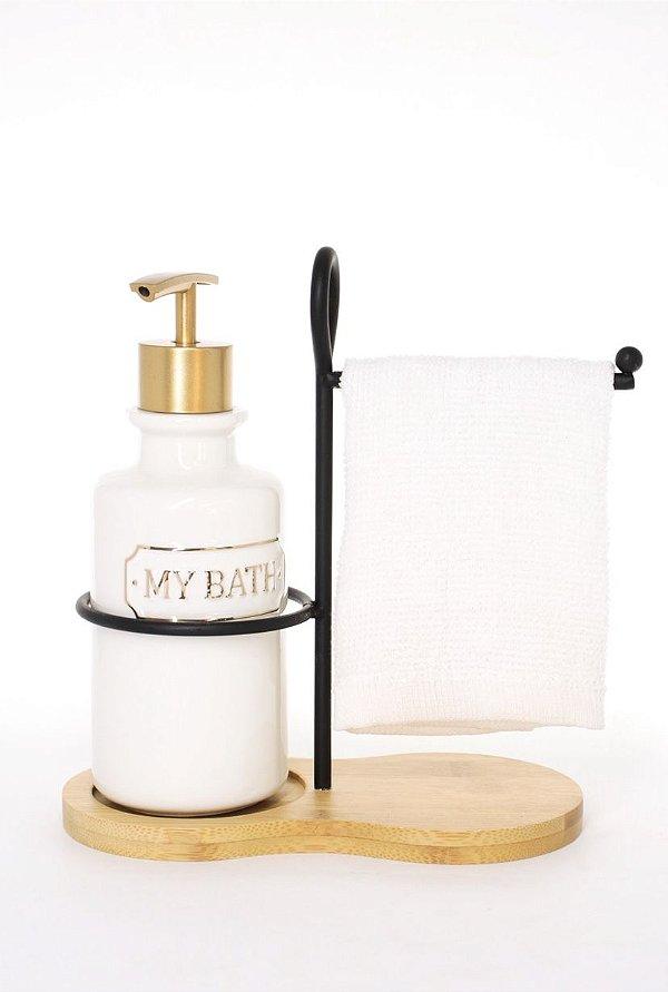 Porta sabonete MY BATH