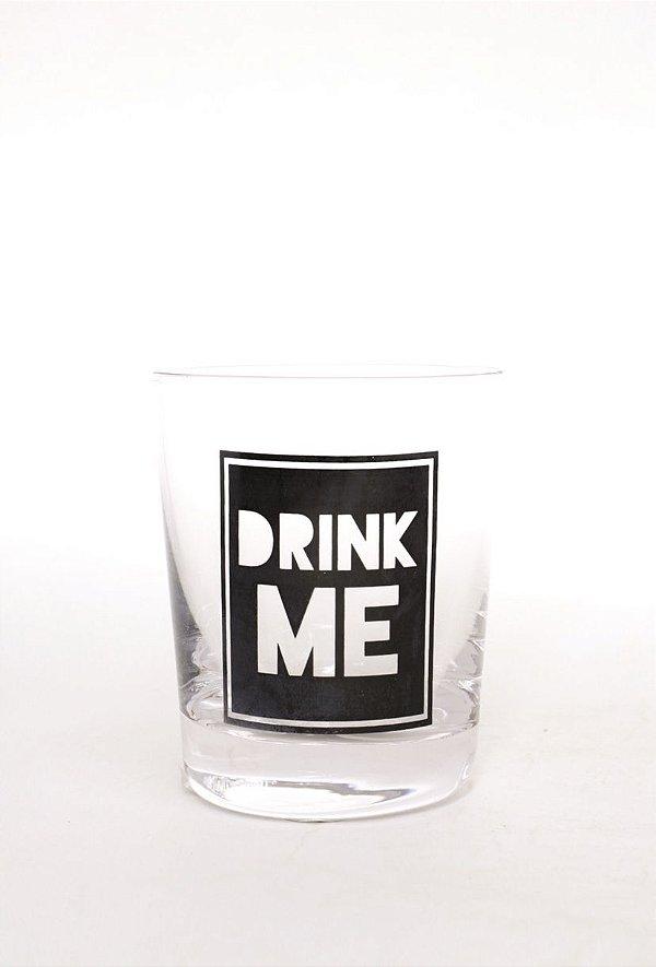 Copo DRINK ME