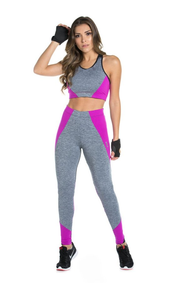 LEGGING BREEZE SUPPLEX POWER