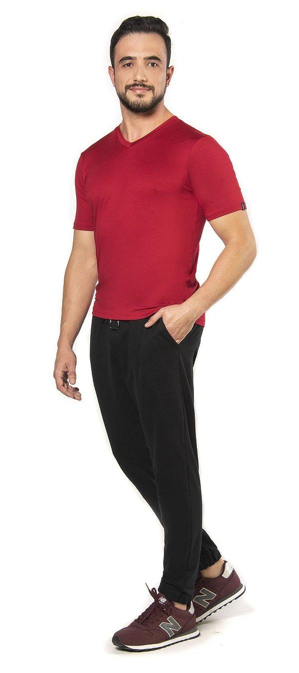 T-shirt masculina visco lycra