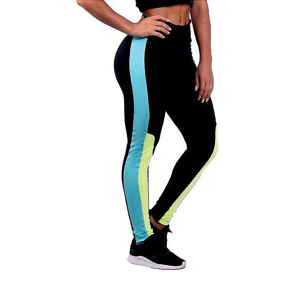 Legging Curve Supplex Power
