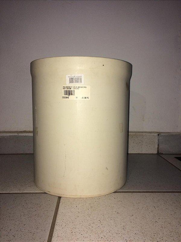PROLONGADOR CAIXA GORDURA/PASSAGEM 250X300 - 30CM CONEXTEC