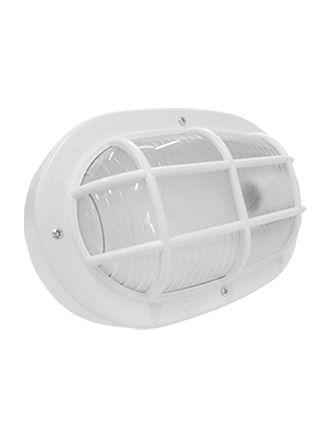 Luminária Tartaruga Branca 60W  250V - Ilumi