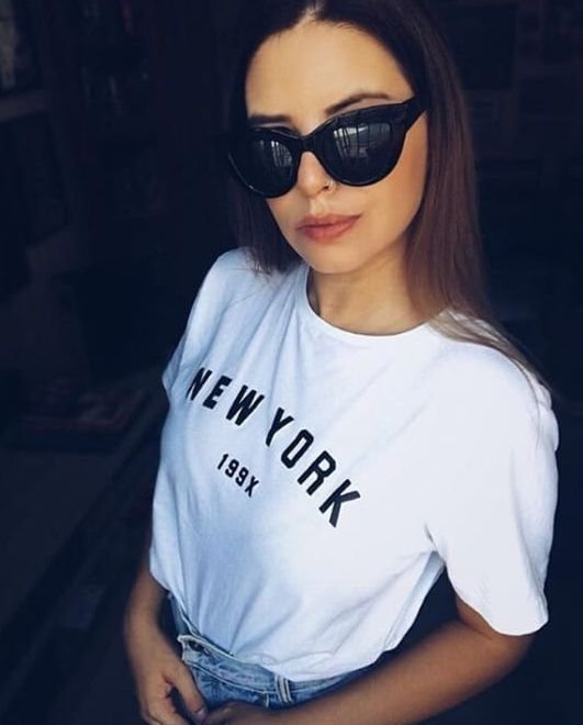 Camiseta New York 199X
