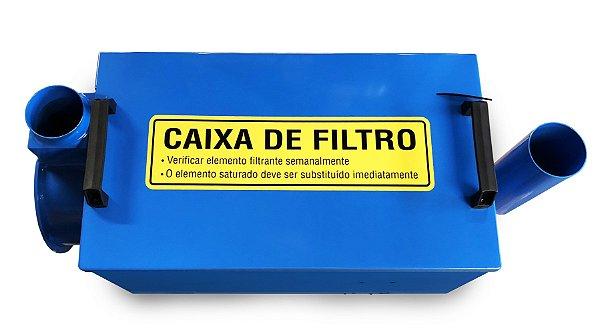 CAIXA DE FILTRO COMPLETA