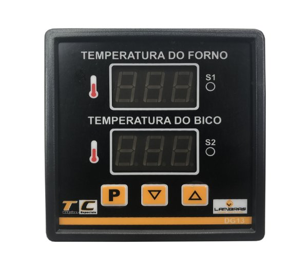 CONTROLADOR DE PROCESSOS DG-13