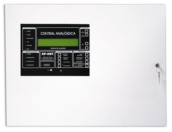 Central alarme de incêndio endereçável JUNO NET