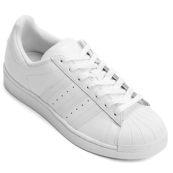 19c9c089fa1 Tênis Adidas Superstar Foundation - Branco - OUTLET23