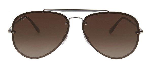 Óculos de Sol Ray-Ban Óculos Ray-Ban RB3584-N Blaze Aviador 61 ... 97252cb71f