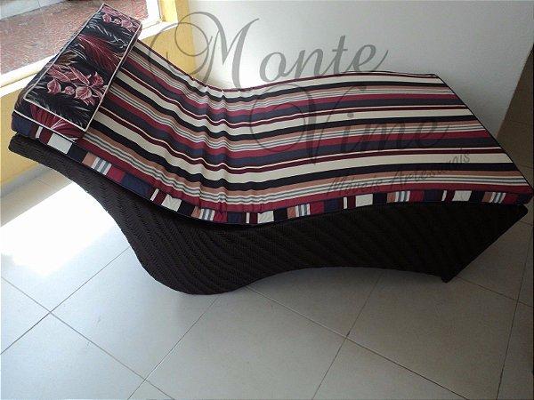 Chaise long Madri