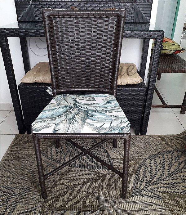 Cadeira Big Joy com estofado removível