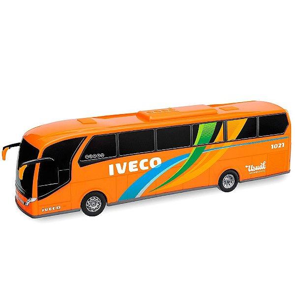 Ônibus Iveco Executivo Usual Plastic Brinquedos - Ref. 270