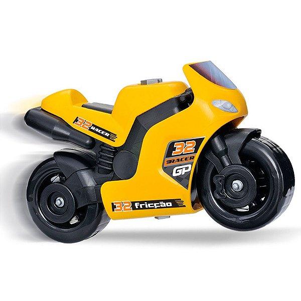 Super Moto Spyrit Movida a Fricção Usual Plastic Brinquedos - Ref. 151