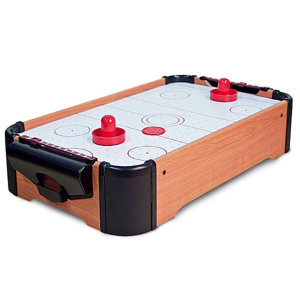 Mini Mesa de Hockey Air Infantil Portátil Westpress 51 x 10 x 31 cm