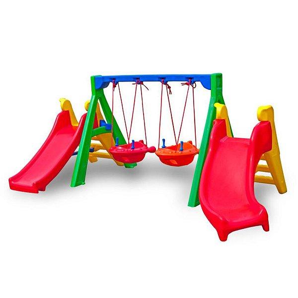 Baby Play Plus Duplo Freso Brinquedos 125 × 300 × 210 cm - Ref. 33333