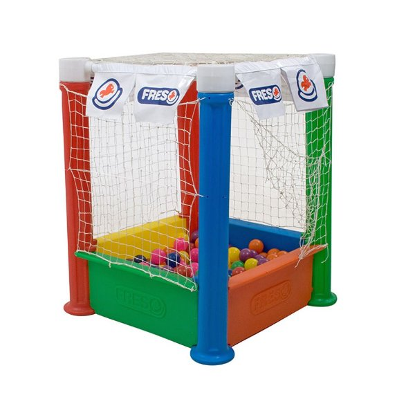 Piscina de Bolinhas Competition Freso Brinquedos 95 × 95 × 120 cm - Ref.27179