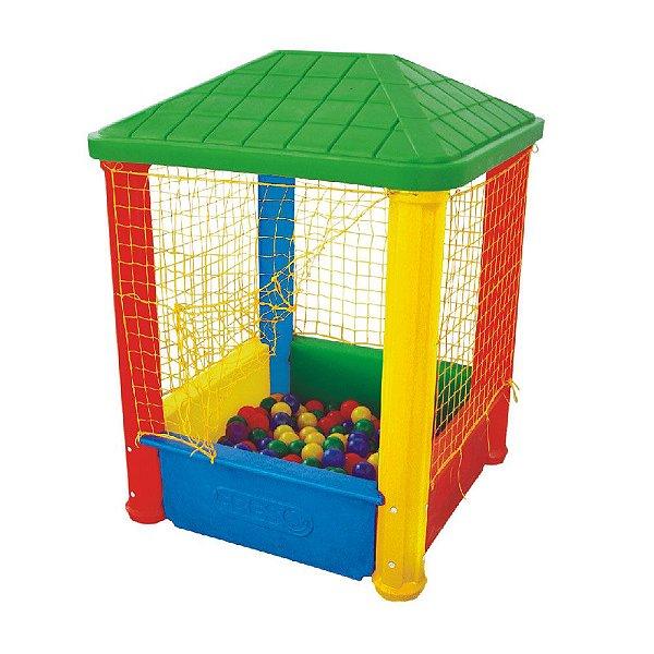 Piscina de Bolinhas Baby Freso Brinquedos 95 × 95 × 127 cm - Ref. 25161