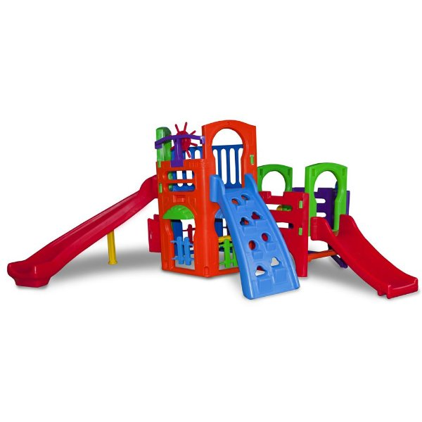 Multi Play House Freso Brinquedos 450 × 250 × 185 cm - Ref. 31223-A