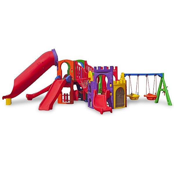 Supremo com 1 Tubo Freso Brinquedos 470 × 600 × 220 cm - Ref. 29204-C