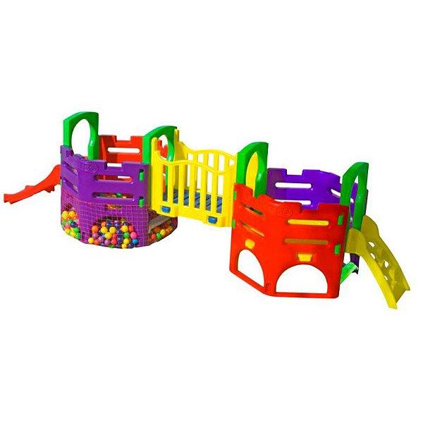 Mini Play Plus Freso Brinquedos 520 × 140 × 130 cm - Ref.27185