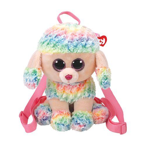 Mochila com Alças para Costa DTC Ty Fashion Rainbow 27 cm - Ref. 4565