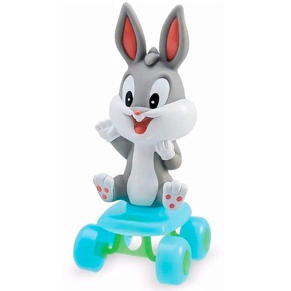 Boneco Pernalonga Looney Tunes Baby Anjo Brinquedos - Ref: 9088