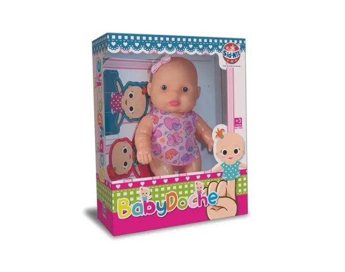 Brinquedo Boneca Sidnyl Babydoche