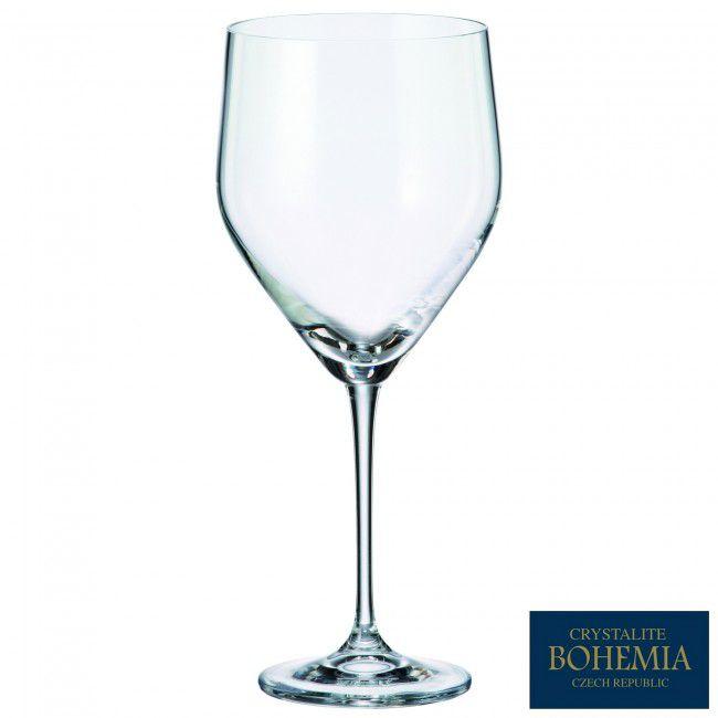 Jogo de Taças para Vinho 6 Peças de 360ml Sitta - Bohemia