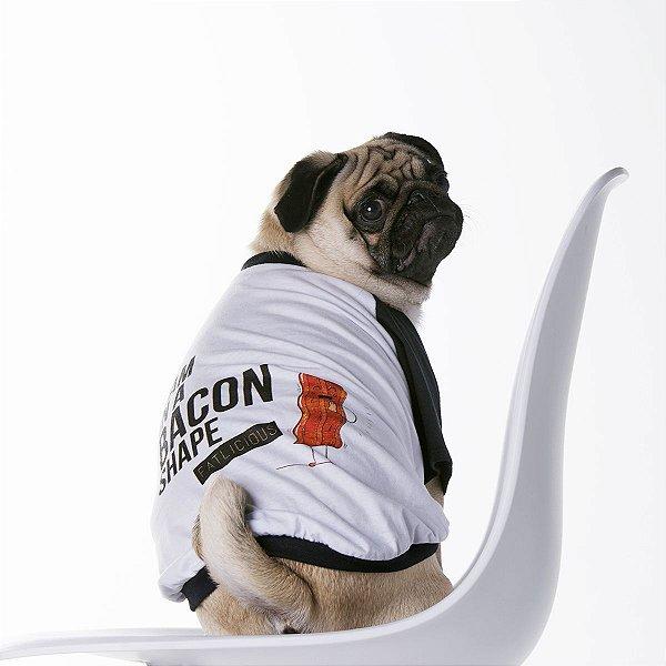 Camiseta Bacon Shape