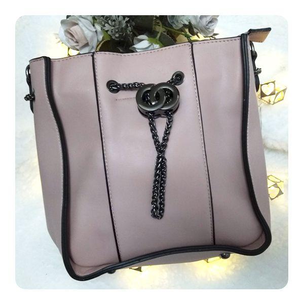 Bolsa Saco Chanel Inspired