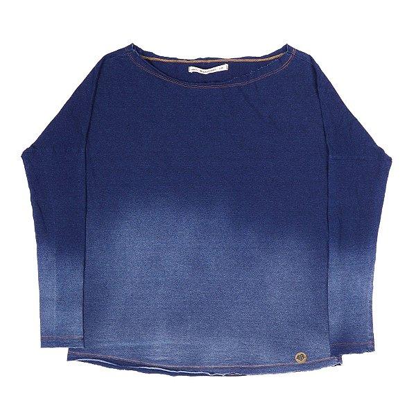 Blusa Feminina - Jeans