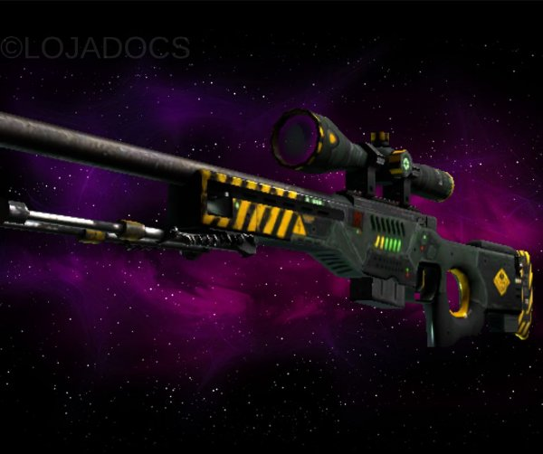 AWP | Phobos (Field Tested)