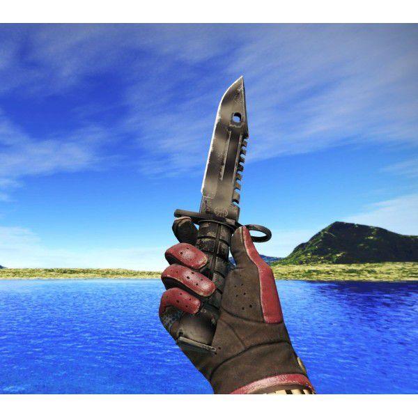 Baioneta M9 (★) | Scorred (Field Tested)