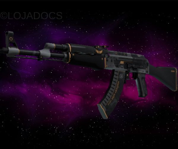 AK-47 | Elite Build (Testada em Campo)