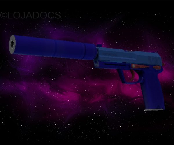 USP-S | Azul Royal (Field Tested)