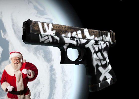 Glock-18 | Rebelde das Terras Devastadas (Testada em Campo)