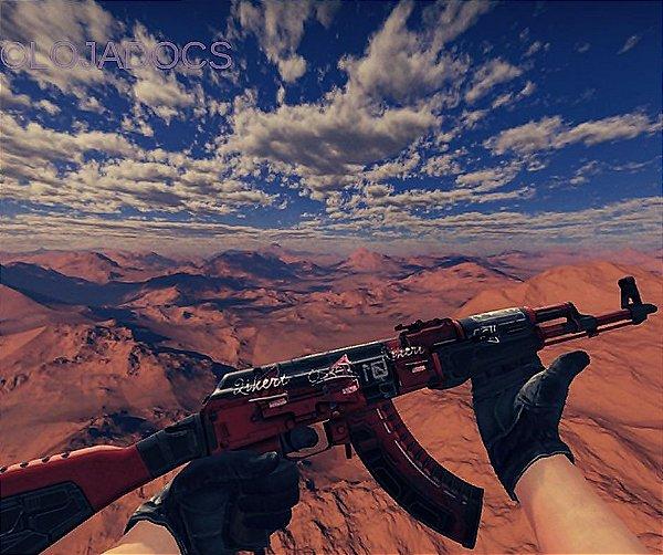 AK-47 | Órbita Mk01 (Field Tested)