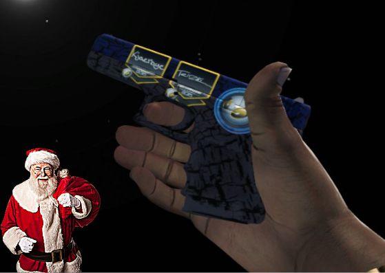 Glock-18   Fissura Azul (Minimal Wear) *ADESIVO DIGNITAS*