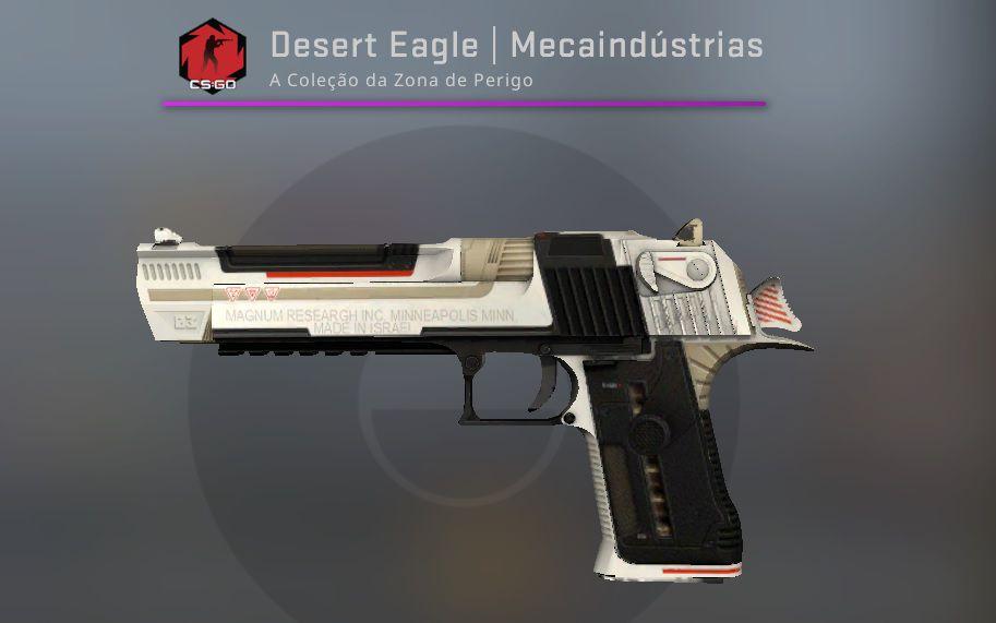 Desert Eagle   Mecaindústrias [testado em campo]