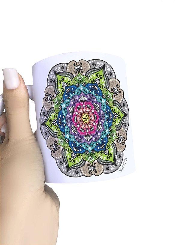Caneca Mandala Energia II