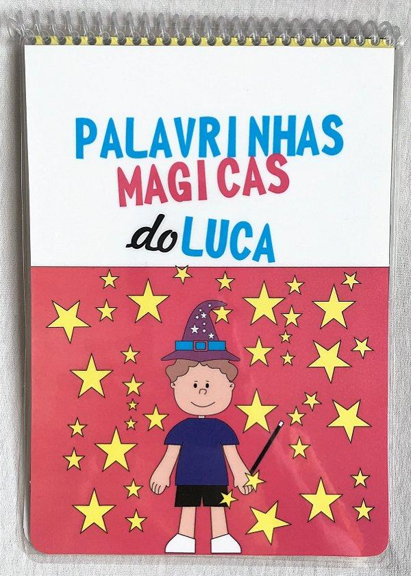 PALAVRINHAS MÁGICAS